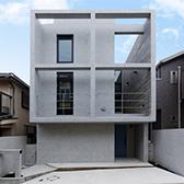 奥沢の住宅