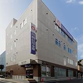 川崎信用金庫 武蔵小杉支店 仮店舗