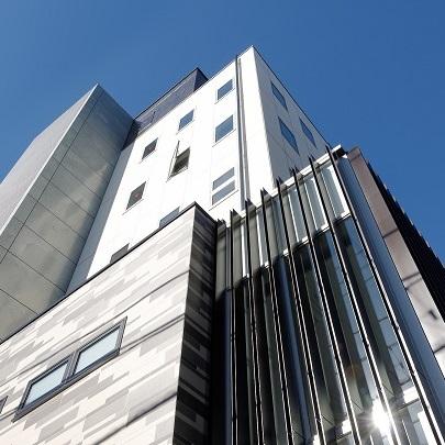 ●セミナー会場 大山組新本社ビル1階